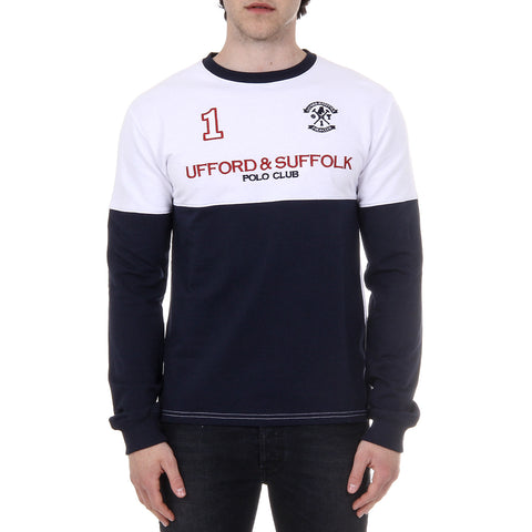 d50aa2fa Ufford & Suffolk Polo Club Mens Sweater Long Sleeves Round Neck. $94.50.  $280.00. SOLD OUT. QUICK VIEW