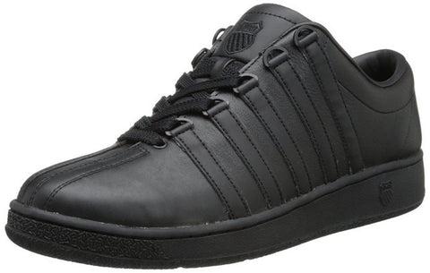 K-Swiss Men Classic Luxury Edition Black Shoes