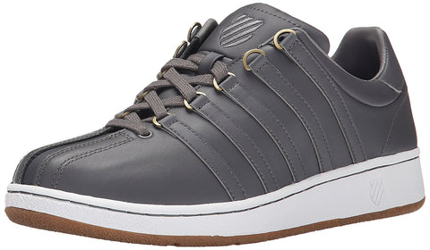 K-Swiss Men Classic VN Casual Shoes Charcoal Gum