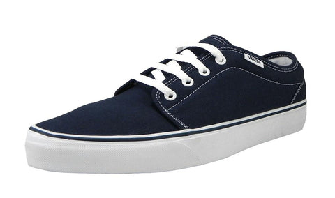 Vans 106 Vulcanized Navy Blue Unisex Shoes Men/Women Sneakers