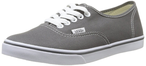 Vans Authentic Low Pro Pewter Unisex Shoes