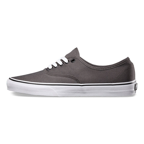 Vans Men's Authentic Pewter Black Casual Shoes