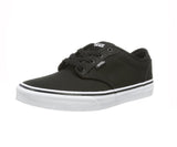 Vans Atwood Canvas Kid's Shoes black/white