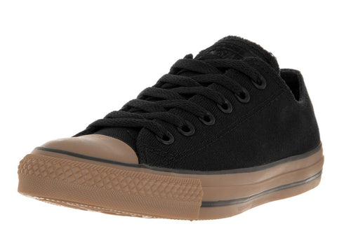 Converse Unisex All Star Chuck Taylor Ox Low Black Gum Shoes