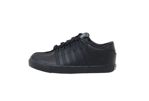 K-Swiss 201 Classic Infant Shoes Black/Black Sneakers