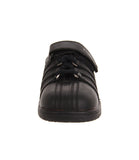 K-Swiss Infant Classic Shoes Black/Charcoal Sneakers
