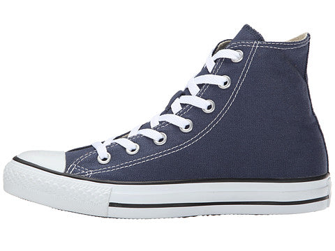 Converse All Star Hi Navy Blue Kids Youth Boys Girls Shoes