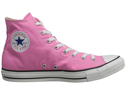 61f1710fb17a Converse All Star Hi Pink White Kids Youth Boys Girls Shoes ...