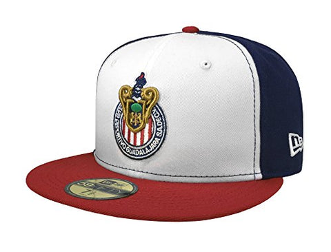 New Era 59Fifty Hat Chivas De Guadalajara Soccer Official Team Cap