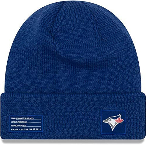 New Era MLB Toronto Blue Jays Royal Blue Beanie 11779504