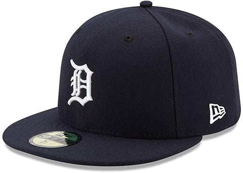 New Era 59Fifty Kids Detroit Tigers Navy/White Cap