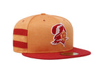 New Era Men's Tampa Bay Buccaneers NFL Fitted Hat Cap 11762983