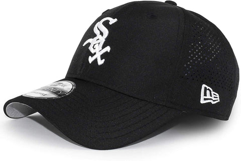 New Era 9Twenty Chicago White Sox perforated privot Black/White Cap