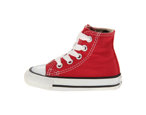 Converse All Star Hi Red Toddler/Infant Baby Shoes