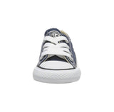 Converse All Star Low Top Navy/White Infant/Toddler Shoes