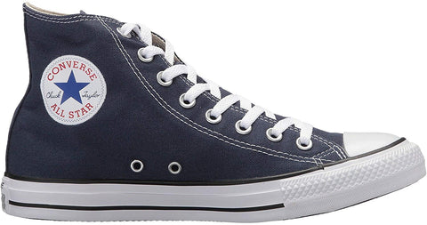 Converse Unisex Chuck Taylor All Star Navy High Top Sneakers