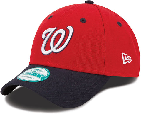 New Era 9Forty Washington Nationals Red/Navy/White Adjustable cap