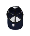 New Era Cap Men's Dallas Cowboys The League White Navy Blue Adjustable Strap Hat