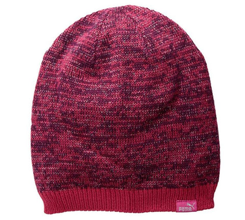 Puma Women's Hat Evercat Dark Pink Beanie