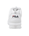 Fila Men's Shoes Disruptor II White Sneakers