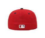 New Era 59Fifty Kids Washington Nationals Red/White/Navy Blue Cap
