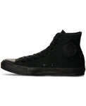 Converse All Star Hi Black Mono Unisex Shoes