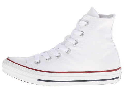 Converse All Start Hi top Optical White Unisex Shoes