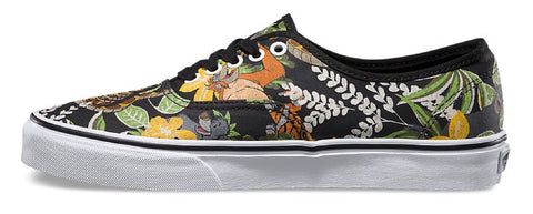 Vans Kids Classic Authentic Shoes Disney The Jungle Book Movie Sneakers