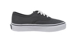 Vans Kid's Shoes Authentic Pewter Gray Sneakers