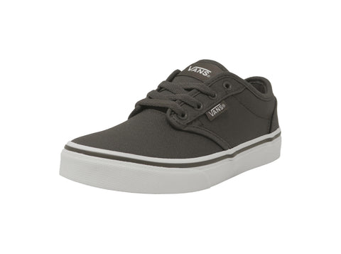 Vans Kid's Shoes Atwood Pewter Gray Fashion Sneakers
