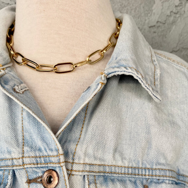 Heavyweight Boyfriend Necklace