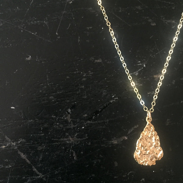 The Nugget Necklace