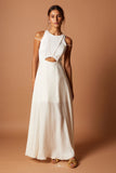 Vestido imperatriz off white
