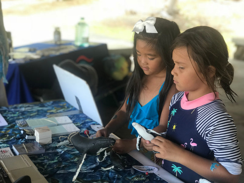 World Ocean's Day at Hapuna Beach