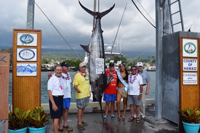 HAWAII INTERNATIONAL BILLFISH TOURNAMENT 2017!