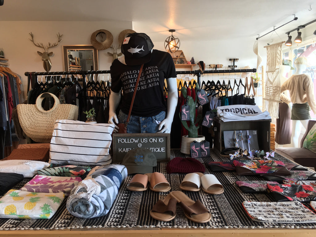 Kai Ella boutique Waimea big island