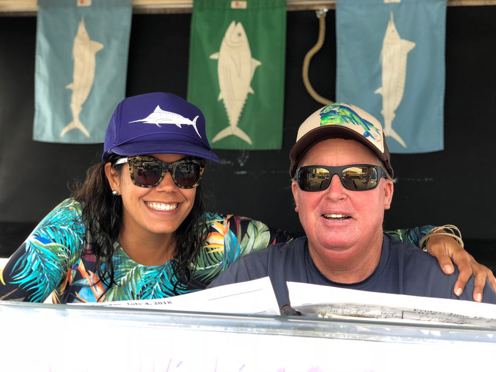 Deli Fromstart Me Up Sportfishing Maui and Tina henline