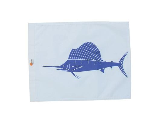 SAILFISH FLAG 12x18