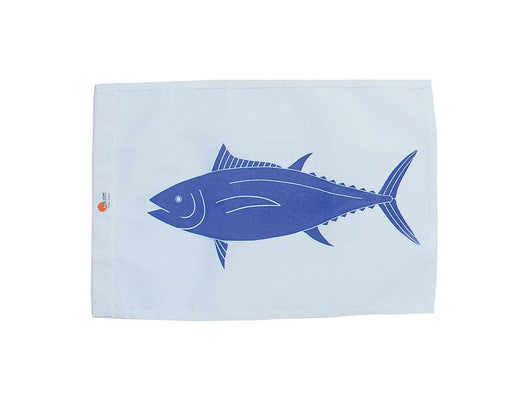 Bluefin Tuna Sundot Marine Capture Flag Image