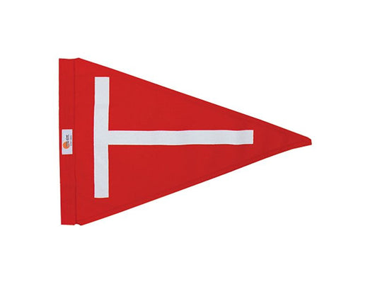TAG AND RELEASE SUNDOT MARINE BURGEE FLAG
