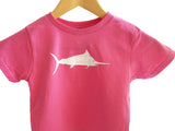 Pink Marlin Kids T-Shirt