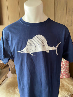 SALE - SAILFISH MENS 100% COTTON TEE