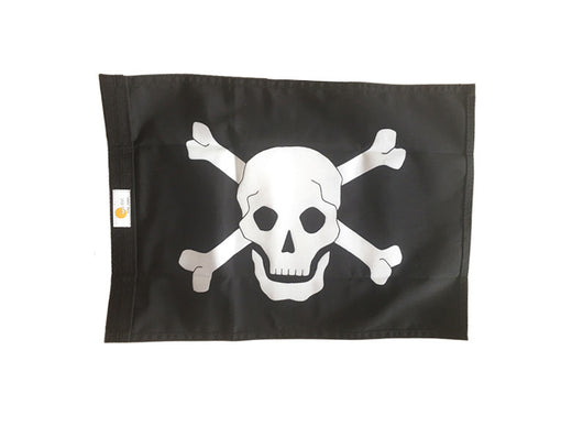 Sundot Marine Pirate flag image - skull and crossbone design