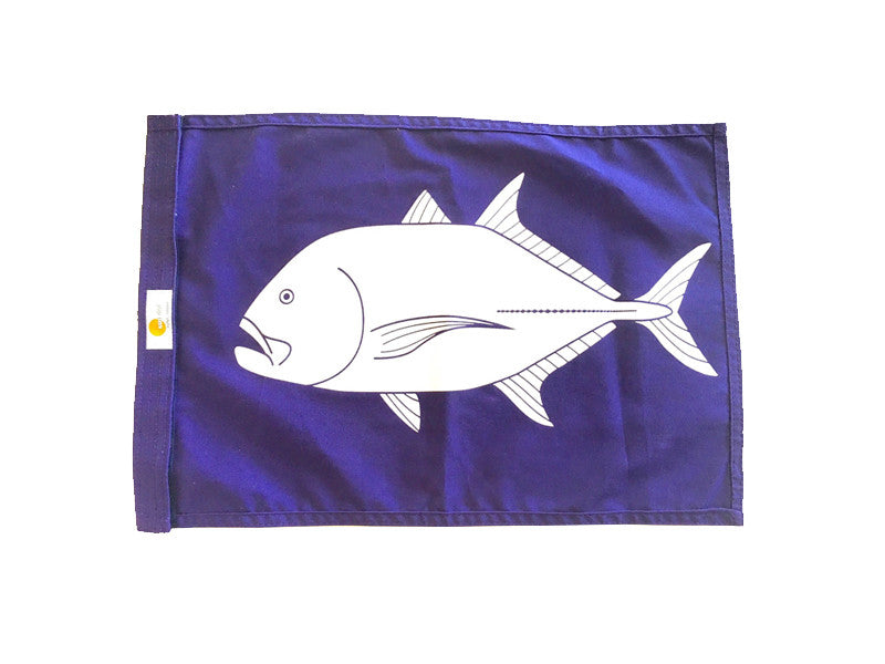 TREVALLY / ULUA SUNDOT MARINE CAPTURE FLAG