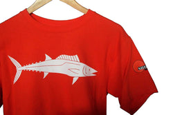 WAHOO / ONO MENS 100% COTTON TEE