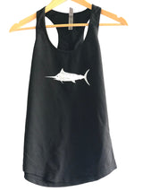 MARLIN LADIES RACERBACK TANK TOP