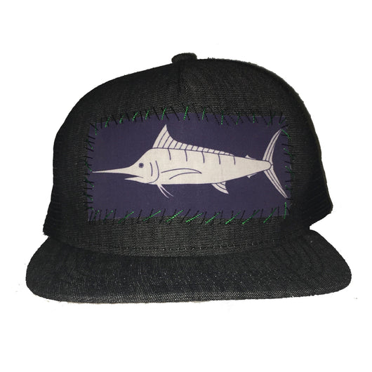 Sundot Marine Flags Marlin Hat Handmade in Hawaii