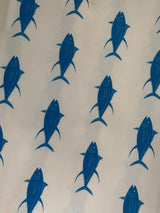 Facemask Sundot Little Fish Print