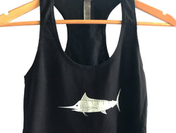 MARLIN LADIES RACERBANK TANK TOP