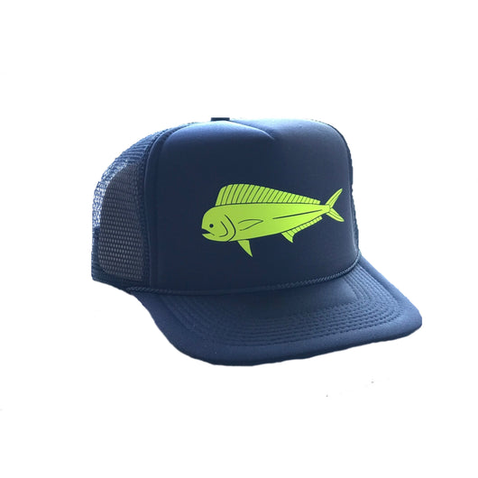 Kids Mahi-Mahi Trucker Hat
